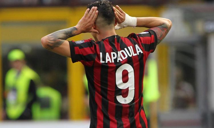 Milan, Lapadula va al Genoa: le cifre