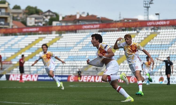 Da Sancho a Mateu Morey, i 5 migliori giocatori dell'Europeo Under 17