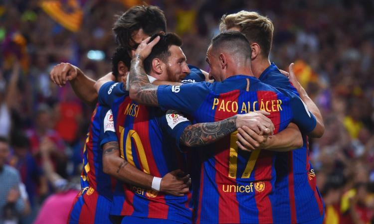 Barcellona: il Celta Vigo si fa avanti per un attaccante