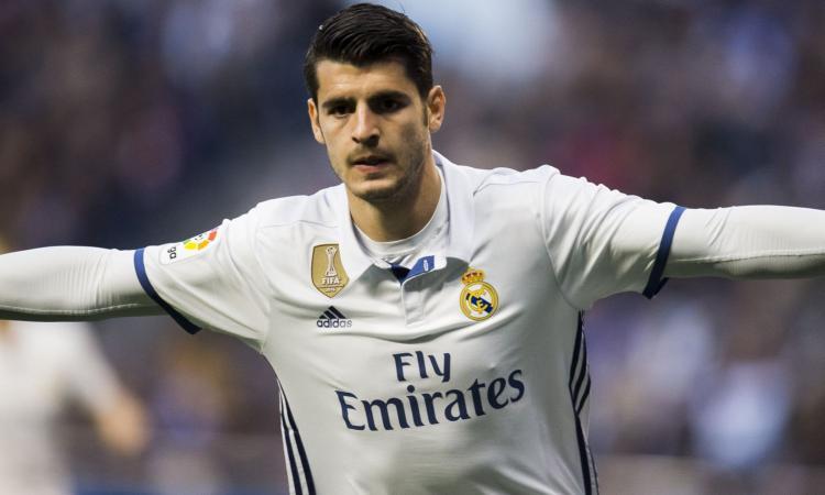 Real Madrid, Morata scontento per il mancato passaggio al Manchester United
