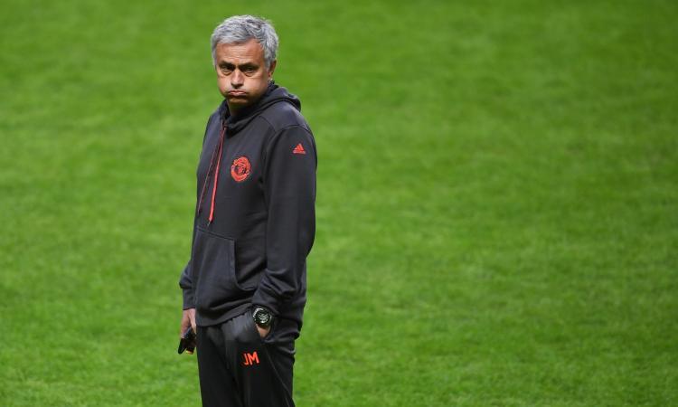 Mourinho: 'Perisic? Quando lo chiamai al Manchester United non venne'
