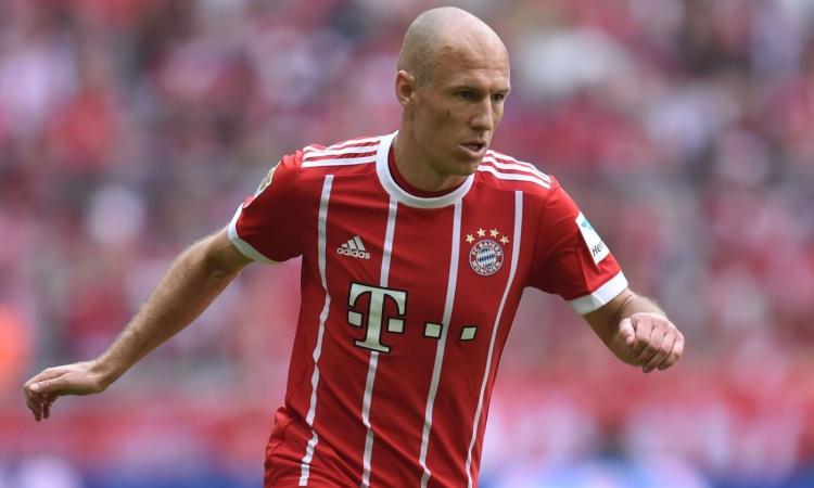 Bayern Monaco: dubbi sul futuro di Robben