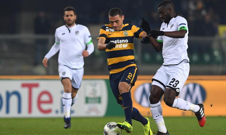 Verona-Benevento 1-0: il tabellino VIDEO