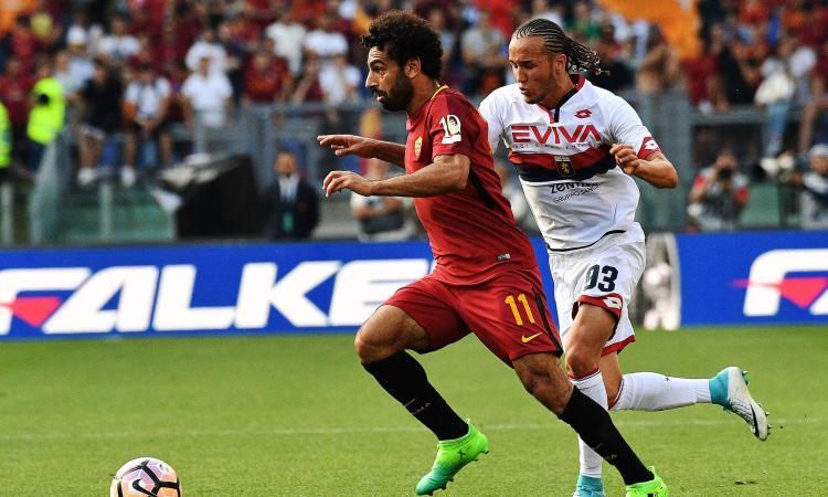 Roma, Salah a Liverpool: visite mediche per l'egiziano