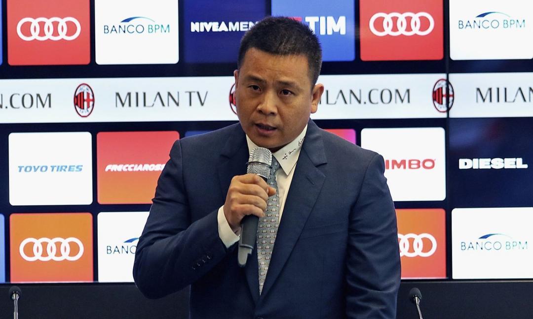 Yonghong Li e Milan, è ora di fare chiarezza