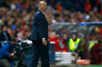 zidane, real madrid, urla, atletico, 2016/17