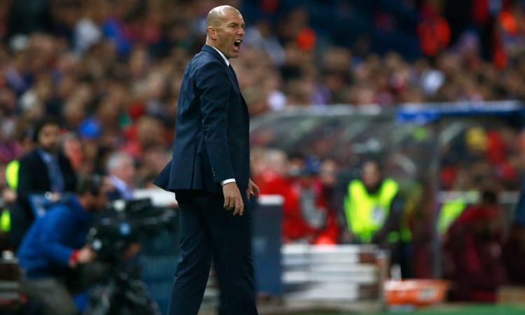 Fifa The Best: Zidane miglior allenatore, battuti Allegri e Conte VIDEO