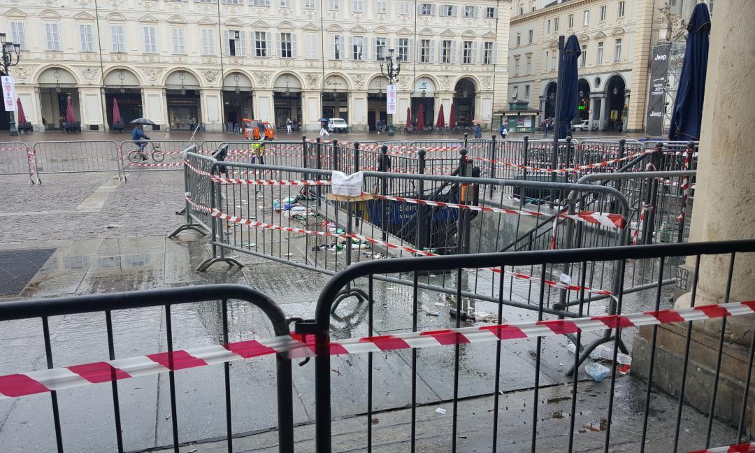 Un anno dopo Piazza San Carlo: la tragedia sfiorata