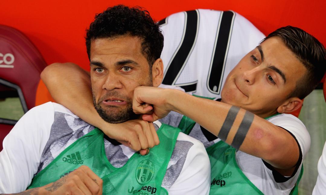 Dani Alves-Juve: storia di un gran... clamore