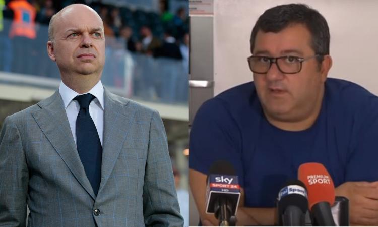 Milanmania: Fassone e Raiola, nessuno dei due lavora per il bene dei rossoneri