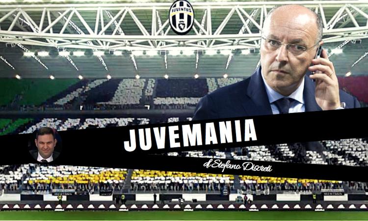 Juvemania: Marotta ci spieghi, perché i top player scappano dalla Juve?
