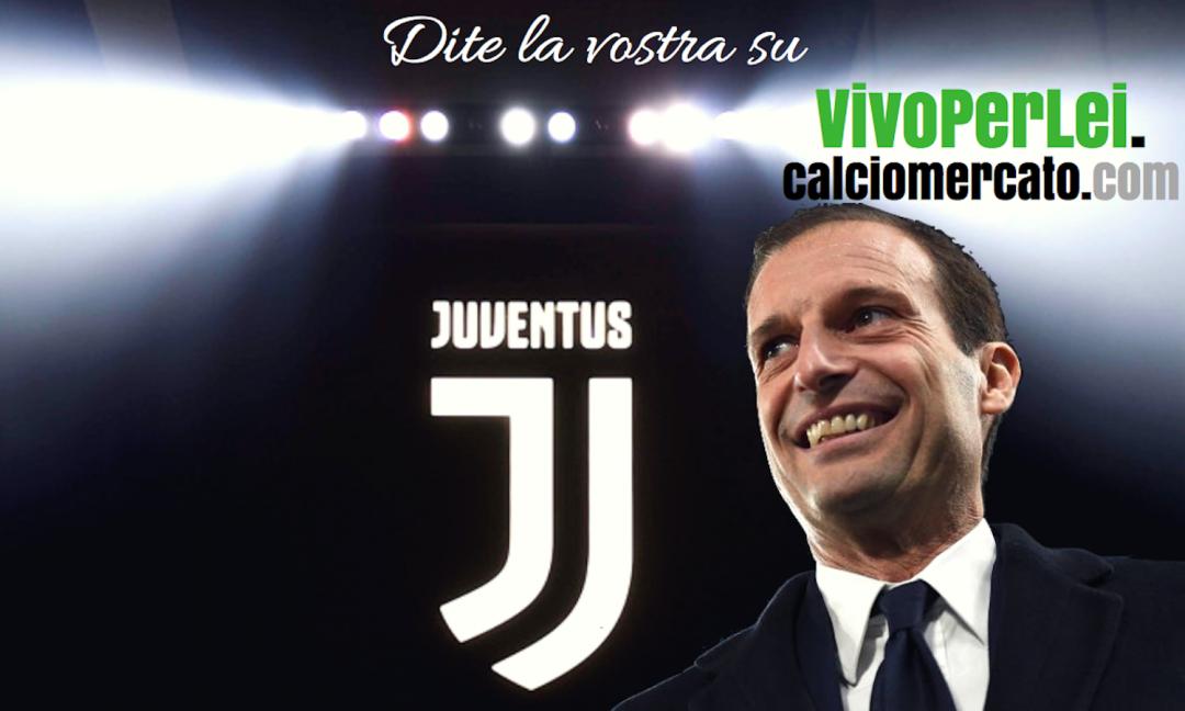 """Massimiliano Allegri e un treno """"blancos"""" perso!!"""