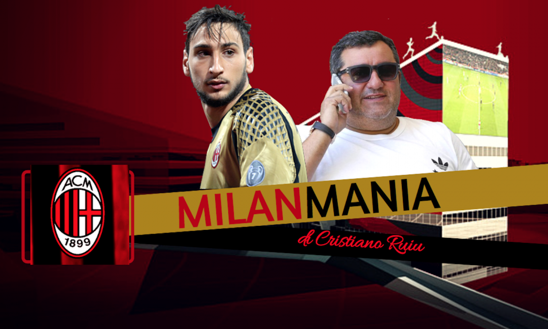 Gigio resta al Milan: parola di Florentino Perez!