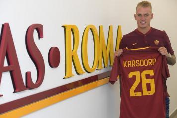 Roma Karsdorp To Debut On Wednesday English News Calciomercato Com