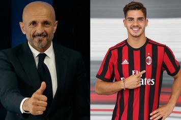 Spalletti Inter André Silva Milan combo