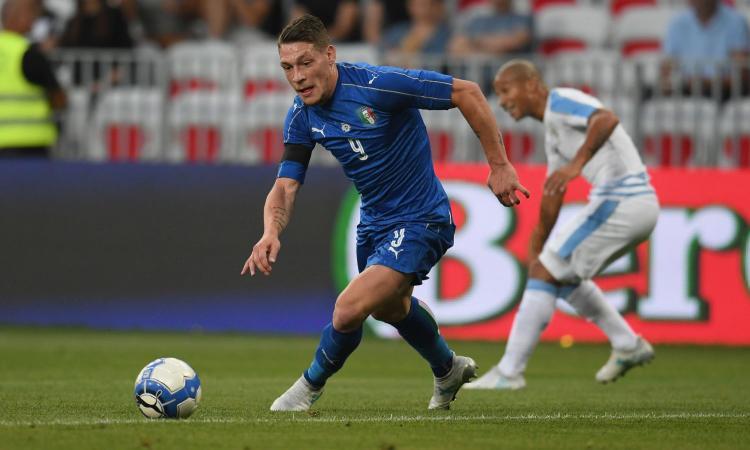 Torino, Belotti nella storia: suo il 100° gol di un granata in Nazionale