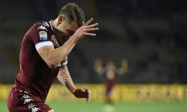 Belotti, 2 gol sotto gli occhi di Mirabelli