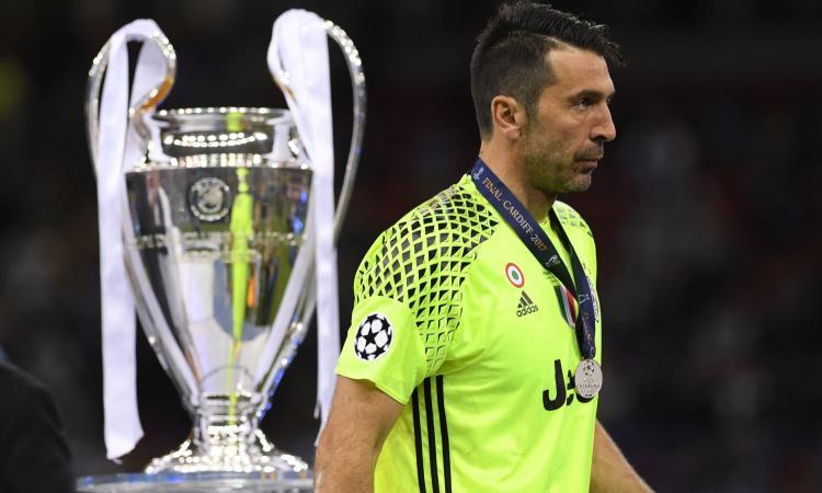 Troppe lacrime in Europa: Buffon merita di ritirarsi con la Champions