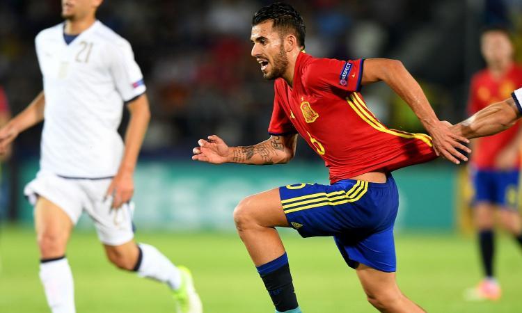 Betis Siviglia, Tello consiglia Ceballos: 'Vai al Barcellona, è meglio del Real'