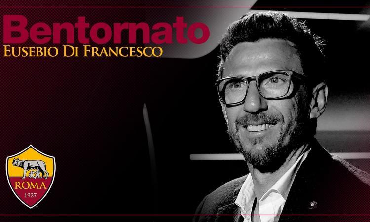 Di Francesco: 'Voglio lavorare con Totti. Su Berardi e Pellegrini...' VIDEO