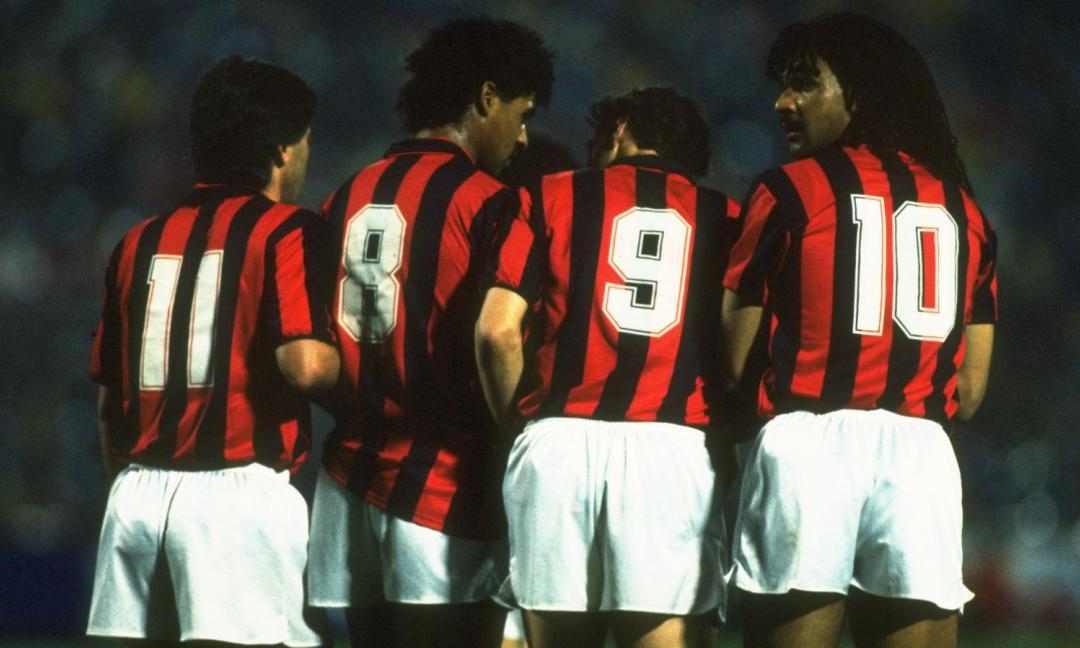 Pescara-Milan 4-5, nel 1992 Davide spaventa Golia