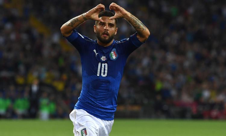 Insigne scartato dall'Inter? Ecco la FOTO del provino fallito