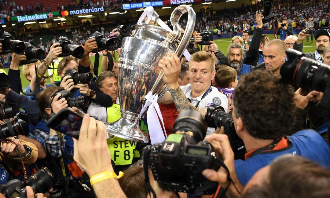 Juve, con questi cinque fattori puoi vincere la Champions