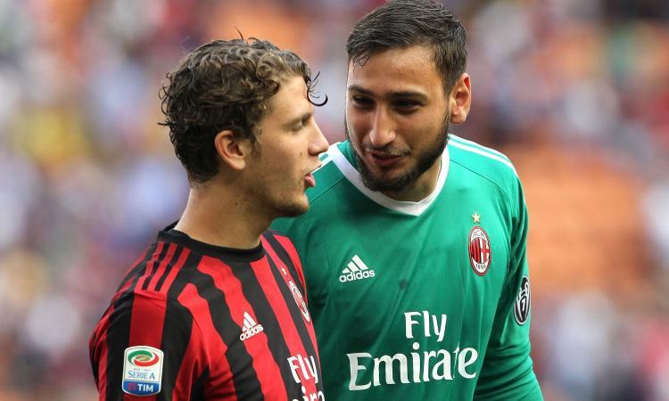 Juve, non solo De Sciglio: a sorpresa, idea Locatelli dal Milan