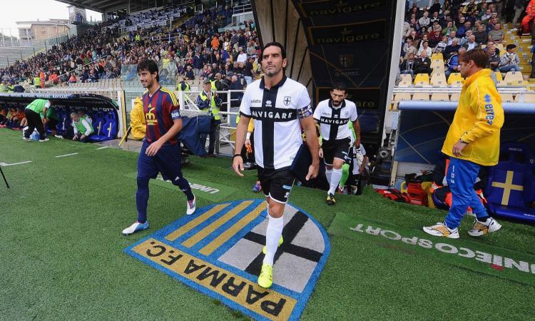 Parma, discorso da brividi del capitano Lucarelli: 'Abbiamo mangiato m...Vinciamo col cuore' VIDEO
