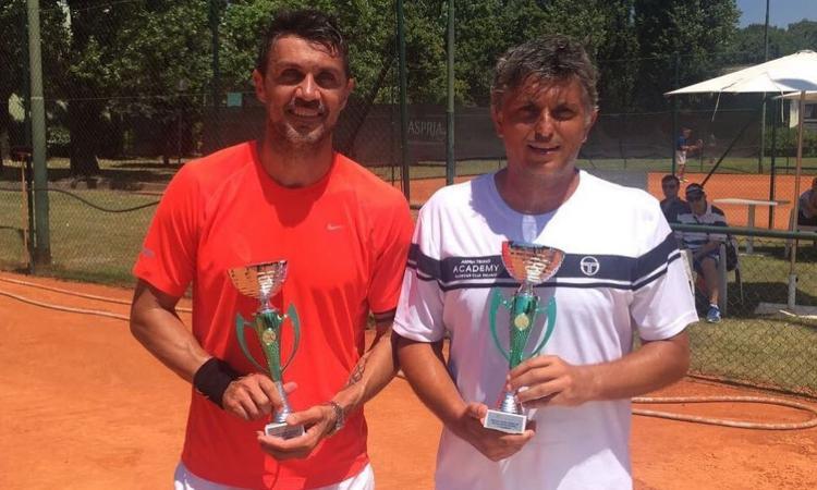 Maldini si dà al tennis: l'ex capitano del Milan debutta tra i professionisti