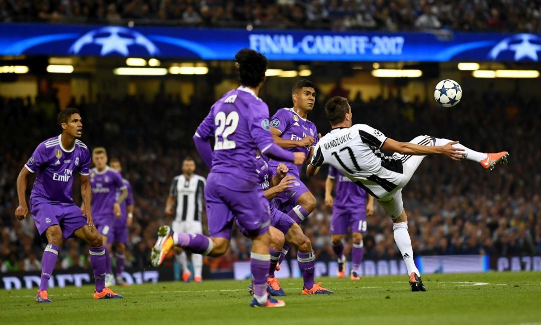 Juve-Real Madrid, una finale anticipata?