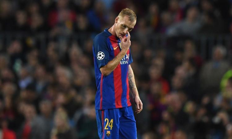 Barcellona, UFFICIALE: rescinde Mathieu, firmerà con lo Sporting Lisbona