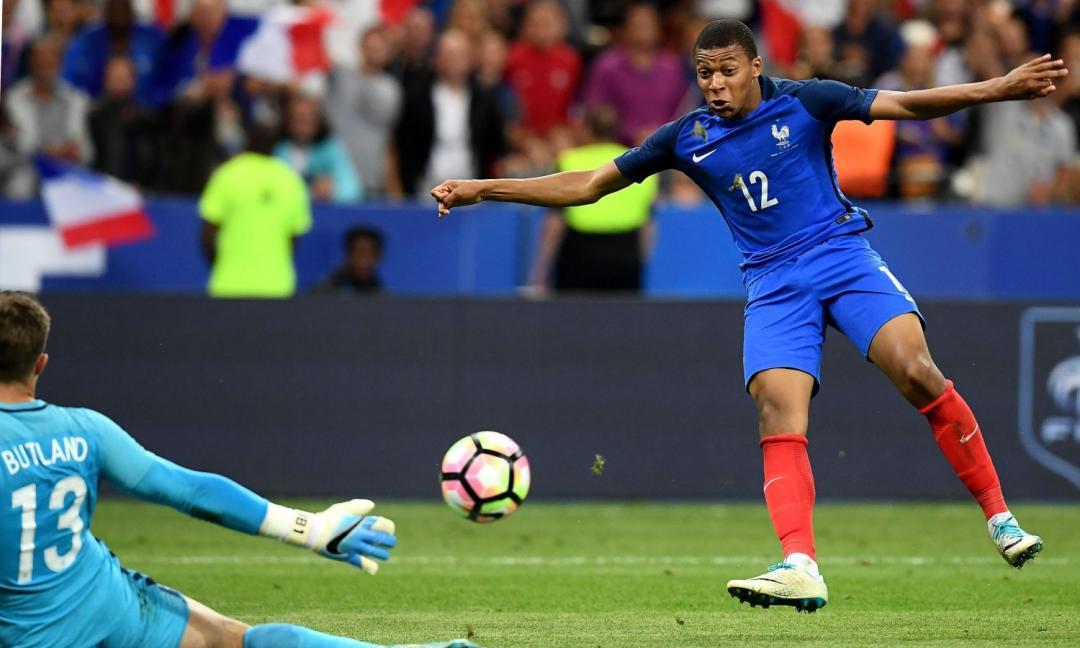 CLAMOROSO: la Juve vuole Mbappé!