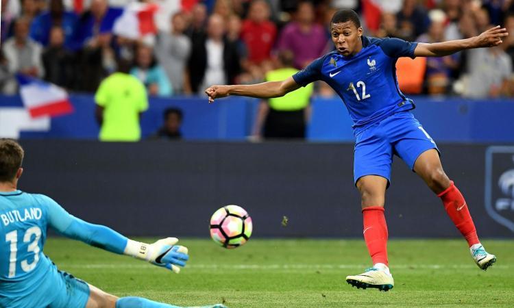 Convocati Francia: c'è Mbappé, assenti Dembelé e Martial