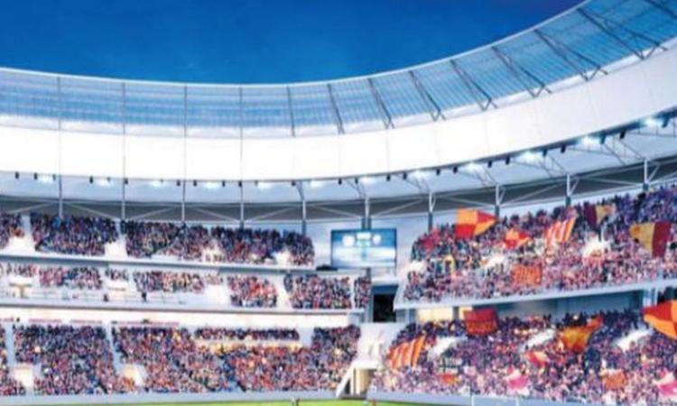 Stadio Roma, ricorso urgente del Codacons