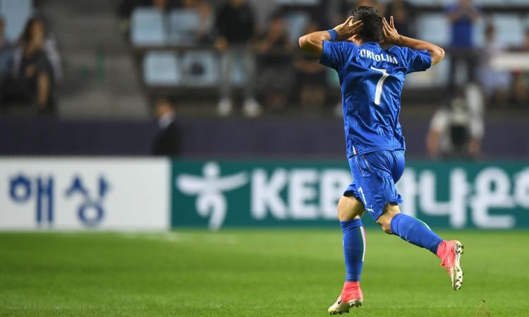 Orsolini: 'Juve, io come Mandzukic per conquistarti. La chiamata di Zanetti...'