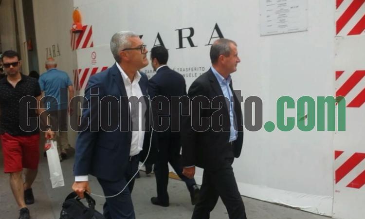Bruno del Coritiba proposto a Sampdoria e Fiorentina