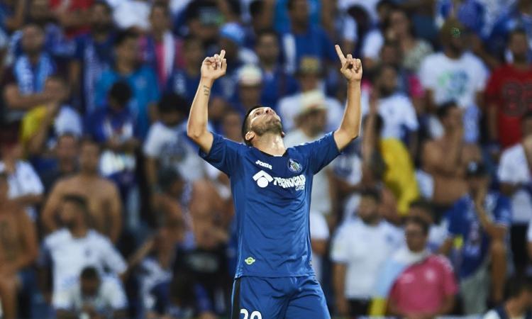 Liga: Getafe-Malaga 1-0