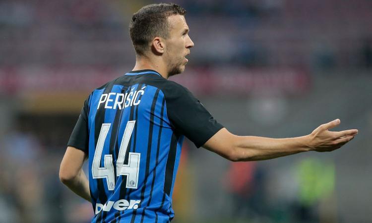 Inter, Perisic ha fatto 13: da Ivan il terribile a Ivan l'invincibile