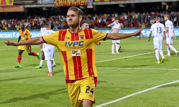 Benevento, UFFICIALE: Puscas e Venuti in prestito