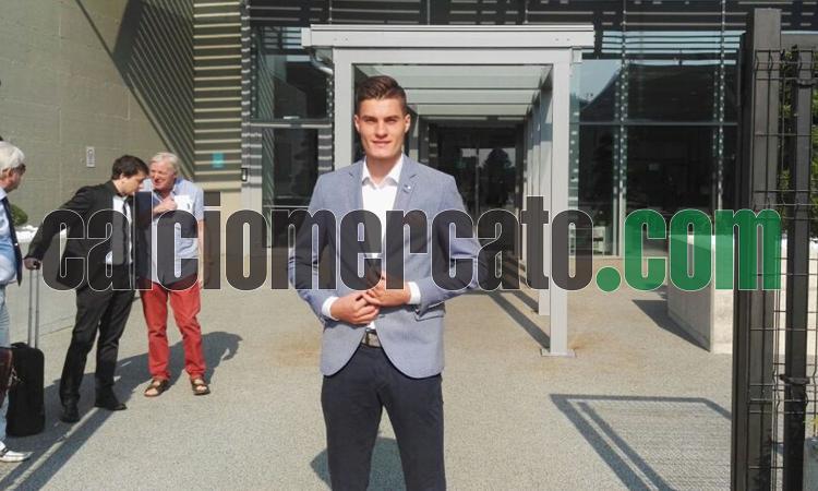 Juventus, nuove visite nel pomeriggio per Schick: si attende il responso