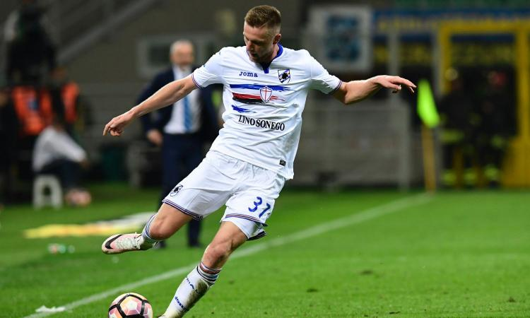 Inter, ag. Skriniar: 'Pagato di più di quanto voleva la Sampdoria. In corsa c'era anche l'Atletico Madrid'