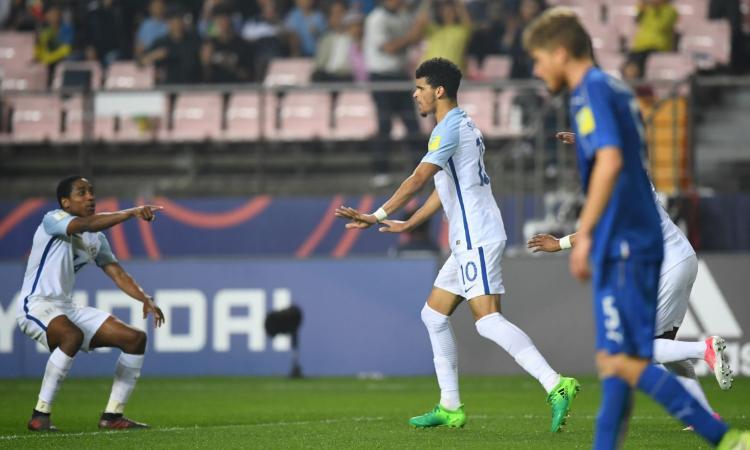 Mondiale U20, niente finale per l'Italia: l'Inghilterra vince 3-1 in rimonta