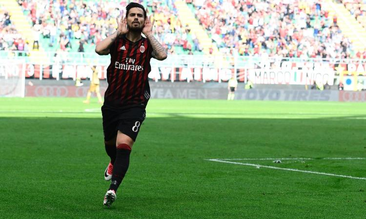 Milan, Suso attende sviluppi settimana prossima