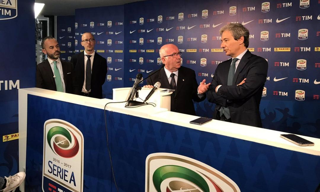 Serie A, Lega inadeguata e menefreghista