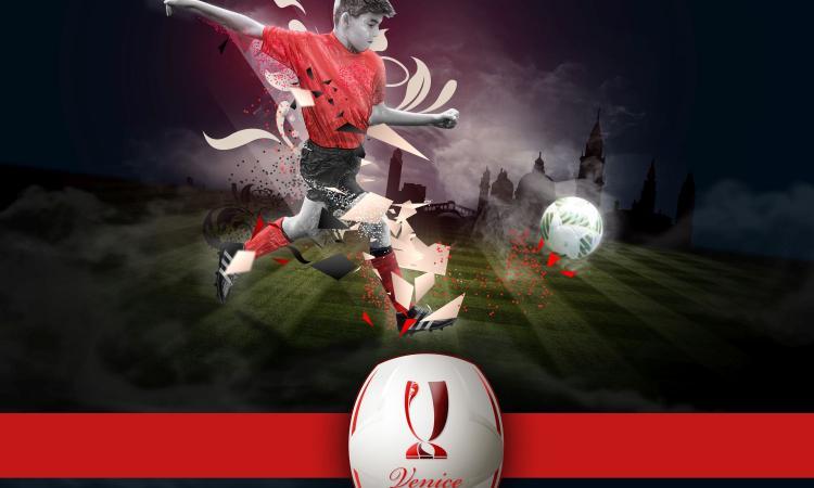 Seconda edizione del Venice Champions Trophy: in campo il figlio di Giggs, quello di Grosso e l'erede di Totti