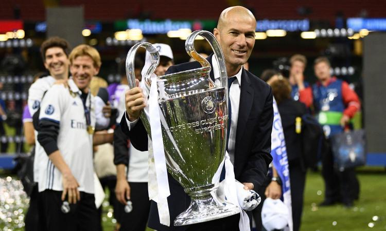 L'umiltà di Zidane: 'Non sono il migliore del mondo'
