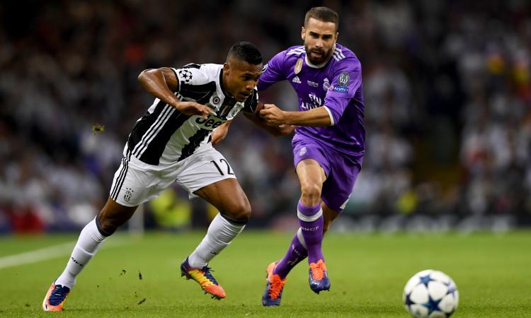 Real Madrid, Carvajal: 'La Juve a Cardiff si è sentita favorita, si è uccisa da sola'