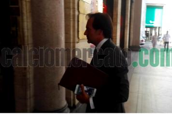 Bozzo agente Bernardeschi incontro Juve
