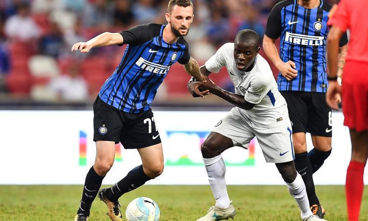 Inter, Brozovic a un tifoso: 'Non vado alla Juve'